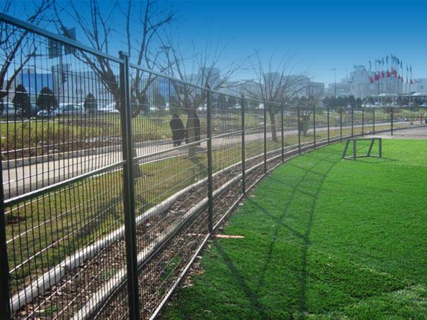 Temporary Fence Panels