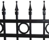 Victoria Fence Panel