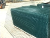 Industrial Mesh Fence